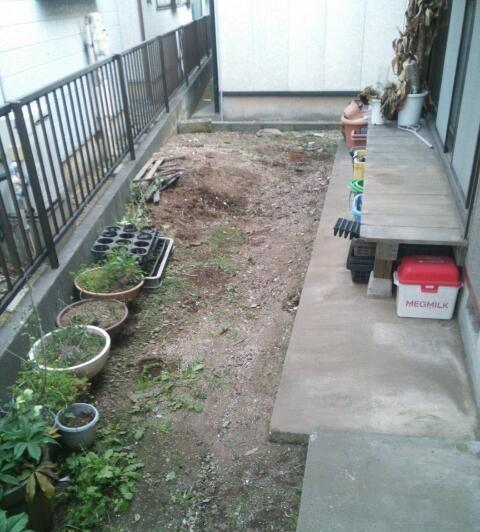 家事代行ではお庭の片付けや草取りも