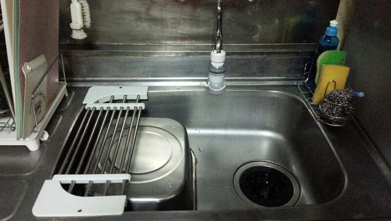 家事代行 シンクのお掃除 水周り